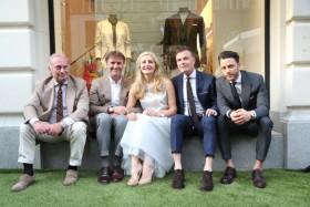 Посещението на Brunello Cucinelli в София