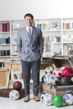 Brunello Cucinelli в София за откриването на своя бутик