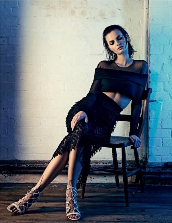 Нашият топ снимки от модните списания – април 2015