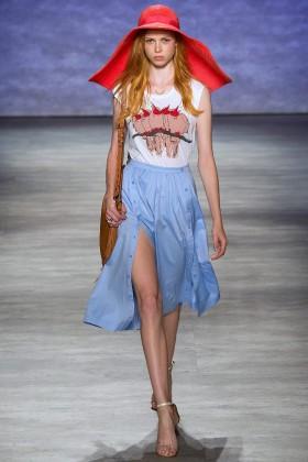 Rebecca Minkoff в сезон пролет/лято 2015