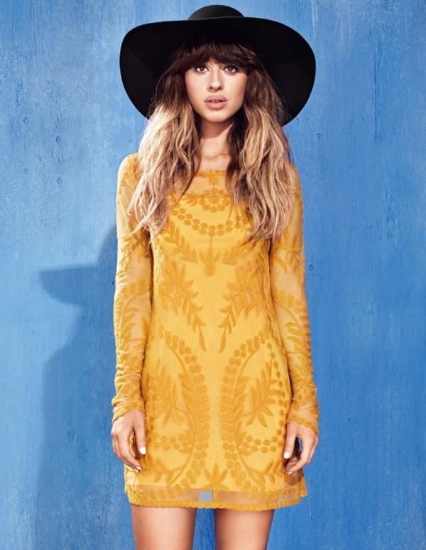 Певицата Foxes е лице на новата кампания на H&M