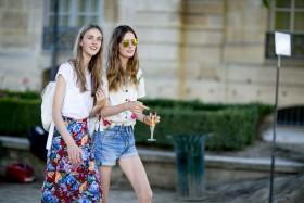 Street Style: Кежуал лятна визия
