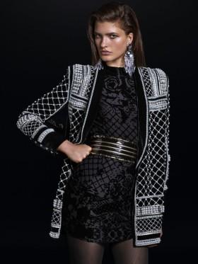 Вижте цялата колекция на колаборацията Balmain x H&M