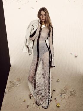 Roos Abels във Vogue China – февруари 2016