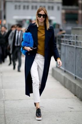 Street Style от Седмицата на модата в Ню Йорк – есен 2016