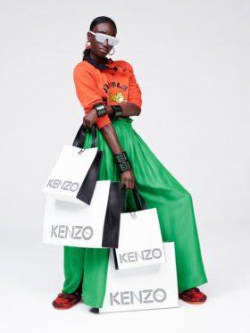 Пълната колекция KENZO x H&M е тук