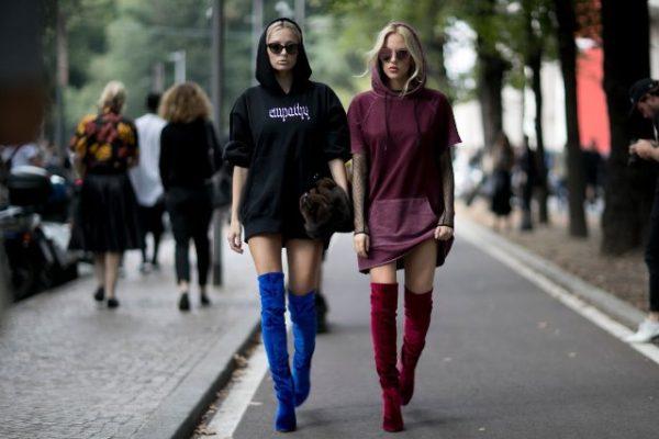 Street Style от Седмицата на модата в модните столици – пролет 2017