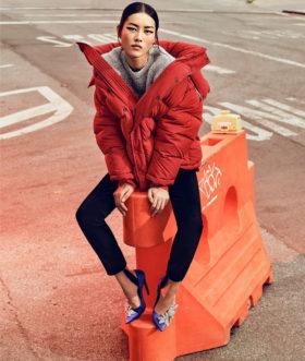 Модни тенденции есен/зима 2016/2017: Пухенка