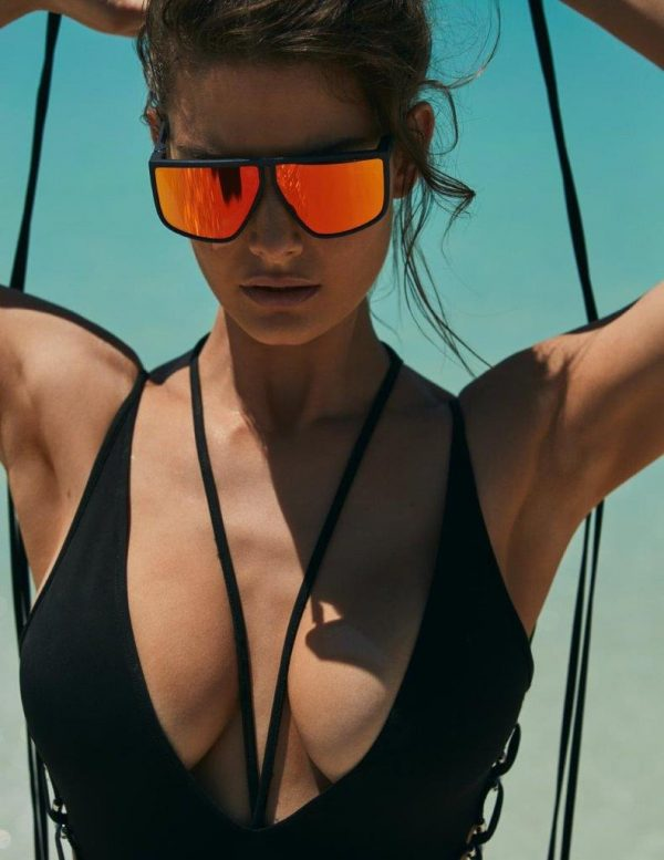 Madame Figaro: Summer Mood with Ophelie Guillermand