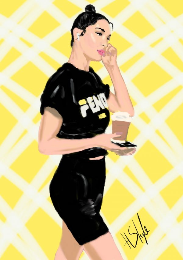 Fashion Illustration of the day
