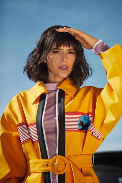 Bruna Marquezine in L'Officiel Fashion Edit
