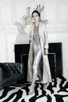 Избрани модели от колекцията на Alice + Olivia от сезон есен-зима 2012