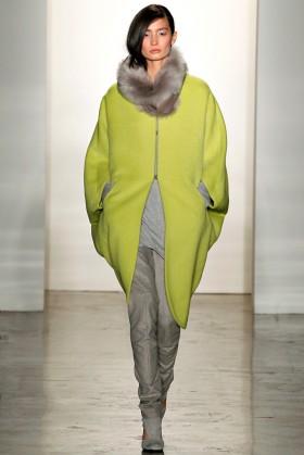 Избрано от колекцията на Zero + Maria Cornejo от сезон есен-зима 2012