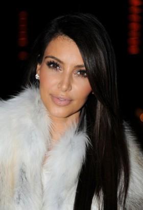 Гримът на Kim Kardashian