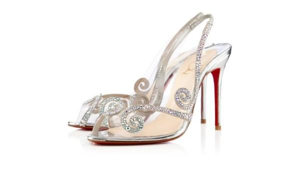 Прозрачни обувки – тотален хит