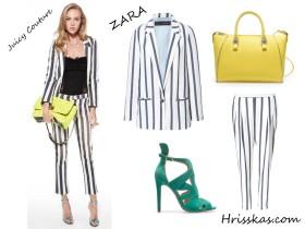Модни сетове от Mango и Zara