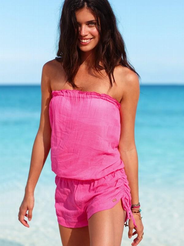 Плажни дрешки Victoria's Secret