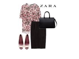 Модни сетове ZARA сезон есен/зима 2013