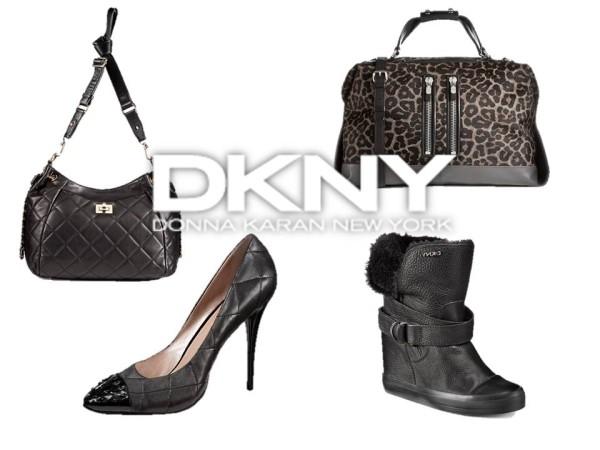 Обувки и чанти DKNY от сезон есен/зима 2013