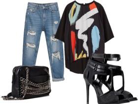 Модни сетове Zara пролет/лято 2014