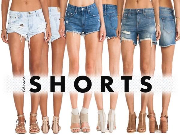 3 модела къси дънкови панталони, които трябва да имате в сезон лято 2014