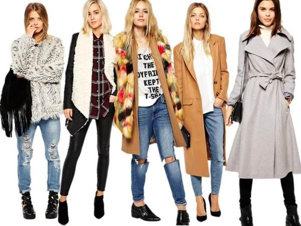 Онлайн шопинг: Палта и якета