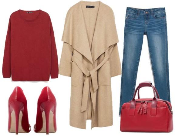 Модни сетове ZARA есен/зима 2014/2015