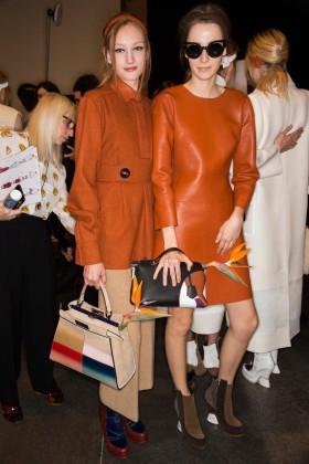Backstage: Модни тенденции есен/зима 2015/2016
