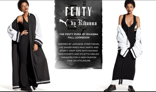 Шопинг: FENTY PUMA by Rihanna