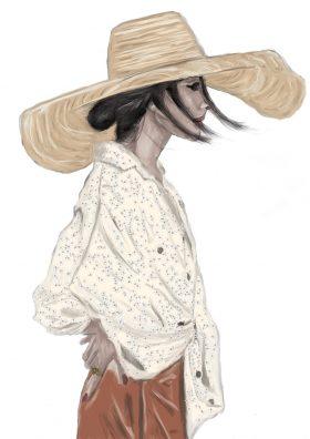 Fashion Illustrations Hrisskas Style-1